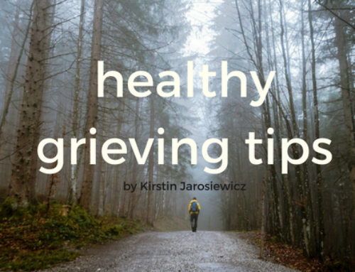 Healthy Grieving Tips