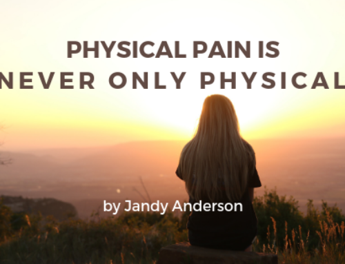 Physical Pain is Never Only Physical