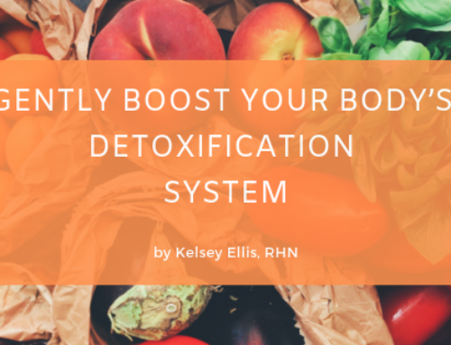 4 Ways to Gently Boost your Body's Detoxification System this Spring