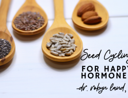 Seed Cycling for Optimizing Hormones