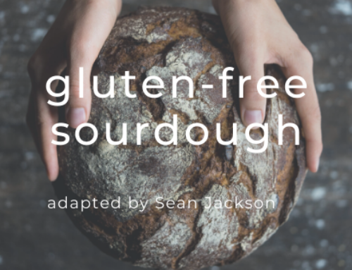Seeded Multigrain Gluten-Free Sourdough Bread